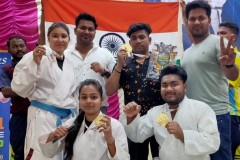 International Karate Championship in goa 2020.