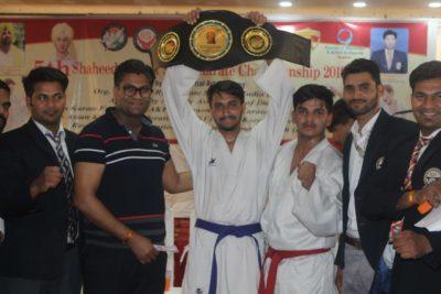 Shaheed Bhagat Singh karate championship 2019
